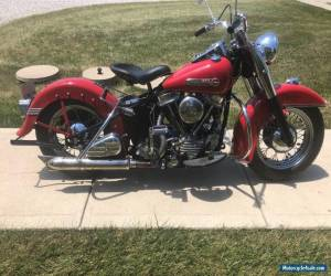 1948 Harley Davidson EL Panhead for Sale