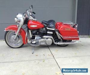 1966 Harley Davidson FL ElectraGlide Tourin Low Miles for Sale