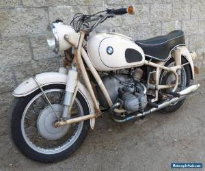 1961 BMW R69 MOTORCYCLE ORIGINAL for Sale