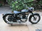 1951 Triumph Thunderbird Other Original for Sale