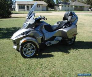 Motorcycle 2011 Can Am Spyder RT for Sale