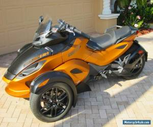 2011 Can-Am Spyder RSS SM5 for Sale