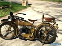 1926 Harley-Davidson B-Model