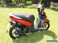 2014 HONDA NSC 50 E-E RED