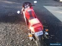 Ducati 900 ss motorbike 1994