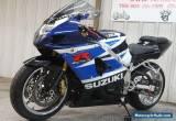 2003 Suzuki GSX-R for Sale