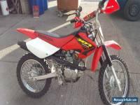 HONDA CRF OR XR 100