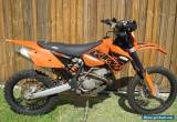 KTM 2007 250 EXC-F for Sale