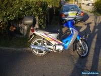 2008-honda 125, great condition, ideal commuter bike, learner legal cheap runner