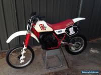 Yamaha 1984 YZ80L