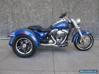 2015 Harley-Davidson Freewheeler Trike - FLRT