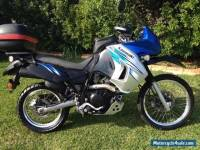 2010 Kawasaki KLR650 Adventure Bike with all the gear
