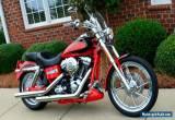 2007 Harley-Davidson Dyna FXDSE for Sale