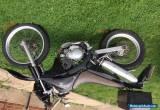 2007 YAMAHA XT 125 R BLACK for Sale