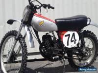 1975 Honda CR