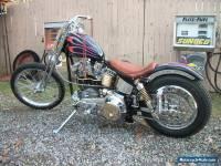 1974 Harley-Davidson Superglide