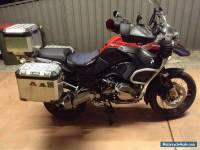 BMW R1200GS Adventure 2012
