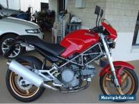 DUCATI MONSTER 400 SIE YEAR 2000