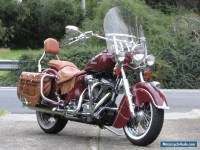 Indian Chief Vintage Powerplus Gilroy motorcycle