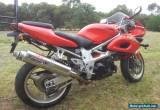 Suzuki TL 1000 S for Sale