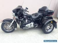 Harley TriGlide FLHCUTG Trike, AS NEW! Only 5000kms