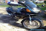 2000 HONDA NT650V DEAUVILLE BLUE for Sale