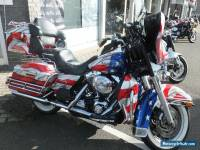 05 HARLEY DAVIDSON FLHTCU STARS&STRIPES RUNS WELL LONG MOT CHEAP ULTRA!