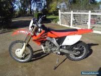 HONDA CRF250X. 2004.