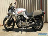 Suzuki GSX1100S Katana 1982 Resto project only done 16751 klms good strong motor