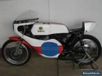 Yamaha TR3 Period 4 Racebike 1972