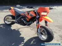 KTM LC4 640cc Supermoto 2000 Low Milage