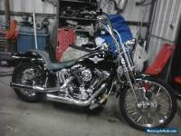 Custom Softail Springer 2004