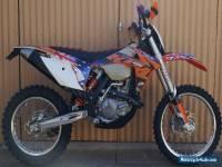 KTM 450EXC 2012