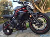 2015 Kawasaki ER6NL #For Sale#