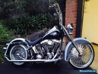 2009 sold 2010 Harley Davidson Softail Deluxe, full option, low k's, custom