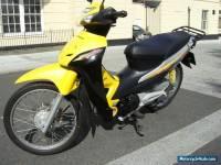 Honda wave 100s
