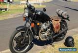 Honda CX500 Bobber Rat Bike for Sale