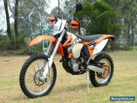 KTM EXC 500