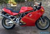 Ducati 900 SS for Sale