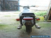 1979 MOTO GUZZI V50 II FOR SPARES OR RESTORATION PROJECT