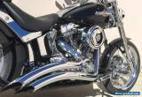 2007 Harley Davidson Softail Custom 131ci S&S Stroker Inverted Front End FXSTC for Sale