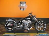 2014 Harley-Davidson Softail Breakout - FXSB