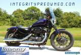 2014 Harley-Davidson Sportster for Sale