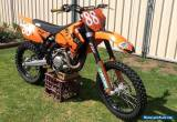 KTM 450 SX  2006 model for Sale