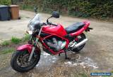 1998 YAMAHA XJ600n Diversion 24k genuine many MOT's perfect winter/courier bike for Sale