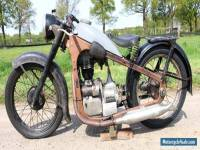 BMW R35 Year 1950 offered for restoration