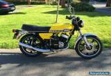 1976 YAMAHA RD400C 2 STROKE CLASSIC for Sale