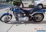 Harley Davidson Softail 2006. 200 Rear tyre.  See Video Below for Sale