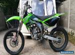 KXF250 2005 GOOD CONDITION  RM CR YZ KTM non runner Small Job needed  for Sale