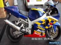 Suzuki GSXR 750 GSX-R 750 Moviestar Paint scheme NSW rego nice bike